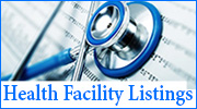 Health Facility Listings